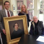 Mary Sturgis Shaw Portrait Donated