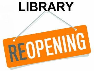 Sturgis Library now open to the public
